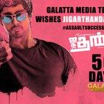 RT @galattadotcom: #Jigarthanda 50 days! Congrats to the whole team!! .@karthiksubbaraj @Actor_Siddharth @BobbySimha @actorkaruna