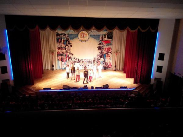 """Чекин """"Зубренок"""". Закрытие слета юных спасателей-пожарных http://t.co/ysGbCsABhe"""