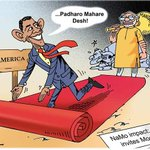 RT @NitiCentral: After Xi, Abe now @BarackObamas turn to woo @narendramodi http://t.co/oAy2pIdqsH http://t.co/fNagPdC2if