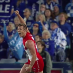 RT @9NewsAUS: .@sydneyswans have charged into the @AFL grand final with a 71 point VICTORY over the @NorthKangaroos. #9News http://t.co/jWgBhAn3yP