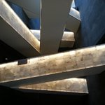 RT @CBCMarilyn: Beautifully lit alabaster walkways take you from gallery to gallery in the @CMHR_News #cbcmb http://t.co/djCFhbwt2Y