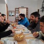 RT @saltalabanca: Desayuna SLB se carga de energía para afrontar el día laboral. Hoy, tocamos en Monte Hermoso. Gratis. http://t.co/Z89sQqQZIT