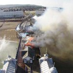Eastbournes fire-damaged pier is to partially reopen on 27 September, @EastbourneBC says. http://t.co/UGANA2zCE1 http://t.co/7GgnQVZg7q