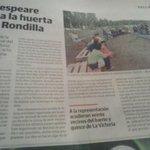 Cronica de la lectura de ayer en la #huerta de la #Rondilla. Via @nortecastilla http://t.co/cJffeHOUPS