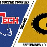 Its GAME DAY!! Should be another terrific night on the pitch! #FillTheHill #WeAreLATech #BeatGSU http://t.co/lrHgawPRwV