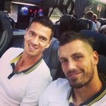 RT @SchneiderlinMo4: On the bus to swansea with jose fonte ! http://t.co/vAxb3sliJo
