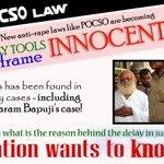 Anti Hindu Conspiracy EXPOSED! Asaram Bapu Jis INNOCENCE is now known to Nation #POCSOmisuseExposedGiveBail2Bapuji http://t.co/Hl4piTnmun