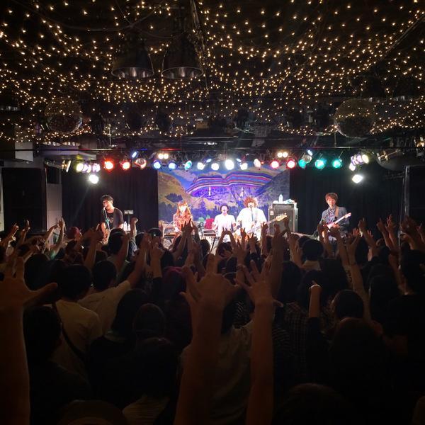 CNRツアー初日 札幌KRAPS HALL終了 ありがとうございました