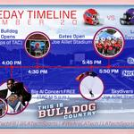 Plenty of great events lined up for the 1st home @LATechFB game of the season tomorrow! #BulldogCountry #WeAreLATech http://t.co/Vq5mLadoG1
