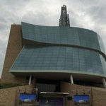 At the opening of the #CMHR2014 representing @wag_ca http://t.co/hqrNiSyDs6