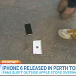 RT @ComplexMag: Australian dude opens his iPhone 6 on live TV, immediately drops it on the concrete. DUNZO. http://t.co/hazmbuSFky http://t.co/xmJgGXAIVP