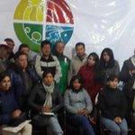 En #Potosí finalizó taller #DDHH y ética periodística con @AndrsGomezV http://t.co/KJmKmiafUg #DDHH #Bolivia http://t.co/010D77XujB