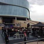 Its been a long haul but Opening Day has arrived. #cmhr2014 http://t.co/Y4UZybbkPp