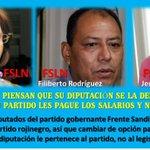 #Nicaragua @DoraMTellez Perlas cultivadas: Si diputados son de partidos, que partidos paguen esos salarios #Reporto http://t.co/eYqfCZycW0