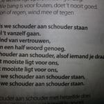 RT @PVDAEindhoven: PvdA Eindhoven zingt mee vandaag. Mooie teksten in lijn van ons gedachtegeoed. Maar vooral ook gezellig! #amee2014 http://t.co/FVBUGJ3WlS