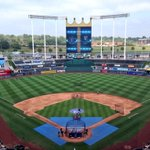 RT @Royals: Who is ready for a big series this weekend? We cant wait until #TheK is rockin in a couple hours! #beroyalkc http://t.co/x79ThnxRqT