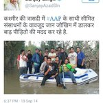 Is this photo really in Kashmir? That too, during these recent floods? http://t.co/MmLAvnmyb1