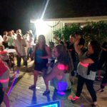 RT @prtyparamedic: Rocking out the 45th Birthday Party http://t.co/PzByOMPlFe #middleagedcrazy #music #dj http://t.co/H4BMsluc6B