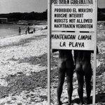 RT @ferri61: Es Trenc #Mallorca años 70 #LaHoraMagica237 http://t.co/xzfe6JT9LX