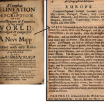 1661 Atlas Inglés Europa contiene Inglaterra, Escocia, España!!! Portugal, Francia.... No, Escocia no es Cataluña.. http://t.co/k7FvwvGIaC