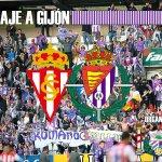 .@fdprvalladolid organiza un viaje de aficionados a Gijón para apoyar al #Pucela en El Molinón http://t.co/P2yLiSKTMe http://t.co/IttGeUEYs0