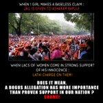 LacsofwomencomeinstrngsupprtofAsaramBapuJiwhichshowshisinnocence,nownationwantsjusticeinthiscase http://t.co/Vq6Ezc9oAL