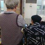 RT @bang_ipp: 島カズ兄ィと赤井くんがモニターを見守るの巻 #アオイホノオ http://t.co/cHmaxf48e7