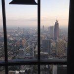 RT @atroythomas: My view this morning. #sundial #Atlanta #bestviewinthesouth http://t.co/SoIyvFbbJF