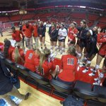 RT @traviscram: #GoPro fun at @TechAthletics volleyball as Red Raiders take on ACU - highlights later on @TexasTechTV #WreckEm http://t.co/BvU0rJscAI
