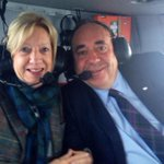 RT @AlexSalmond: Heading home to Strichen. With love and thanks from Moira and I for all your kind messages of support. http://t.co/MrRy1De2XK
