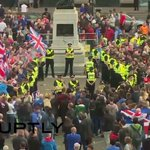 RT @jaq1979_jacqui: Weeks of peaceful family rallies from #yes in #GeorgeSquare/get a #no vote & the loyalists show their true colours! http://t.co/81VSha1ucA