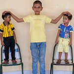 RT @nypost: Standing at 5 feet 7 inches, Karan Singh may very well be the world's tallest 5-year-old http://t.co/8ToWhzI6I2