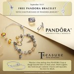 RT @StAugOutlets: In mythology, Pandora was formed from clay. Today, you can be formed from style. http://t.co/4vieLT2Edr #staugustine http://t.co/F585mvZaKw