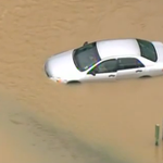 RT @KPRCLocal2: RAW VIDEO: Aerials of flooding at Cullen Park where motorists are stranded in high water http://t.co/djMTlyOCGc #KPRC http://t.co/FmgllhDbXu