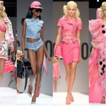 OMG: the Moschino runway show was a Barbie-themed dream world! http://t.co/I9jZTiliL7