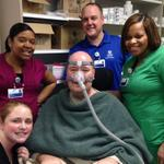 Darrell Haymore who shared his #ALS story dies; funeral Sunday http://t.co/Jl426NmQFR #Greensboro #IceBucketChallenge http://t.co/qAhbYTZFE8