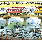 Caricature du Webdo-Info de la CSN #austérité #assnat #polqc http://t.co/zgreUCa7ds