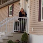 @NDPAimee keeps knocking and voters eager to engage w/her. Another affirmative day at the doors! #nbvotes #nbpoli http://t.co/o1K0hRGklw
