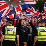 RT @DailyMirror: Ugly scenes in Glasgow as pro union skinheads taunt defeated Scots independents http://t.co/SQo4pohWOg http://t.co/dZaIxStjUr
