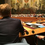 RT @GeirOPedersen: FM @borgebrende UNSC:world stand together with people of Iraq.Norway remain one of the key humanitarian contributors. http://t.co/Na4XO3g6Ox