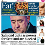 RT @Independent_SCO: SO HERE YOU HAVE IT: EXTRA POWERS FOR SCOTLAND ARE BLOCKED TO ALL LABOUR SUPPORTING VOTERS - YOU WERE TAKEN FOR MUGS http://t.co/YaB0N8CdbD