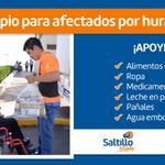 RT @CarlosOrtaC: Apoyemos a nuestros hermanos de Baja California Sur en estos momentos de dificultad. ¡Juntos podemos más! #Saltillo http://t.co/ptrMt3LZco