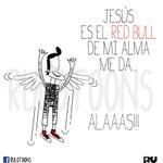 """@rulobono: #EnFacebookAúnNoSaben Que Jesus es RedBull de mi alma. http://t.co/kBofwOBt1m http://t.co/2IorZQLA6o"""