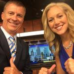 RT @JohnHoltNews: Its a #BlueFriday blue out on @fox4kc at 5 with @AbbyEden #BeRoyalKC #HuntForBlueOctober http://t.co/cGqchshMZN