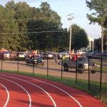 RT @TJ_WJTV: Some MRA students and cheerleaders are carpooling to the game against Prep. http://t.co/x0ai89wri6