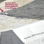 RT @Gelbkopfamazone: Drohneneinsatz über Grabungsfläche in der #S21 Brache W. Rüter https://t.co/dWRzpZ5lwf http://t.co/HjM7jOtpkn