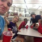 RT @kelzers123: Eewww. Selfie of the bad selfie game red team has! #blueteam #wearechoir http://t.co/ejdZDWsxku