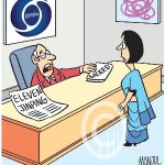 RT @MANJULtoons: DD anchor calls Chinese president Eleven Jinping, sacked. My #cartoon http://t.co/T2YJO3hvcy