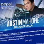 RT @PepsiGuate: Entre más tuiteés más oportunidades tenés de ganar. Usá el HT #LiveOnHoy Hacé tu respuesta de forma cool ;) http://t.co/tWQkR1KDGH