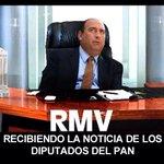 Imagen exclusiva de Rubén Moreira al enterarse de resultado a favor del PAN #Saltillo @miltonandree @nSaltillo http://t.co/T6xGxF3X18